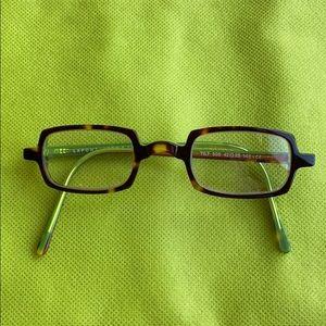 Designer Eyeglass Frames Sz 42. EUC